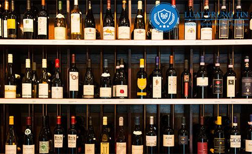 điều kiện kinh doanh rượu