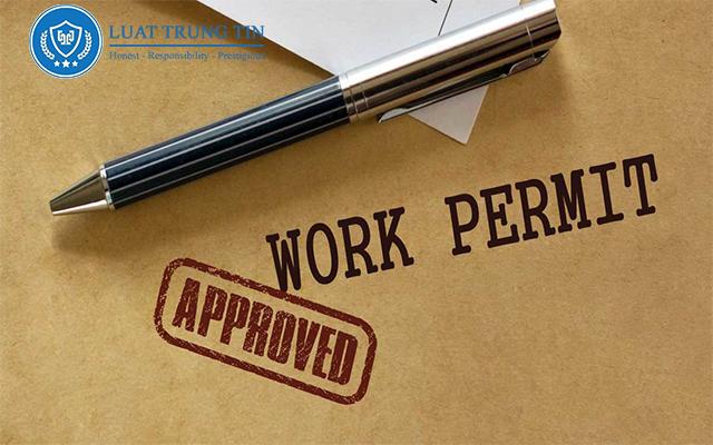 hồ sơ xin giấy phép lao động cho người nước ngoài