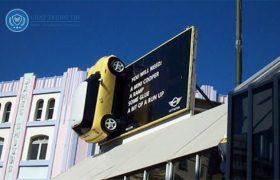 giấy phép quảng cáo bảng biển