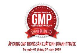 hướng dẫn bổ sung GMP