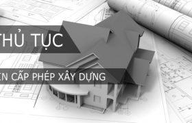 xin giấy phép xây dựng tại Hà Nội