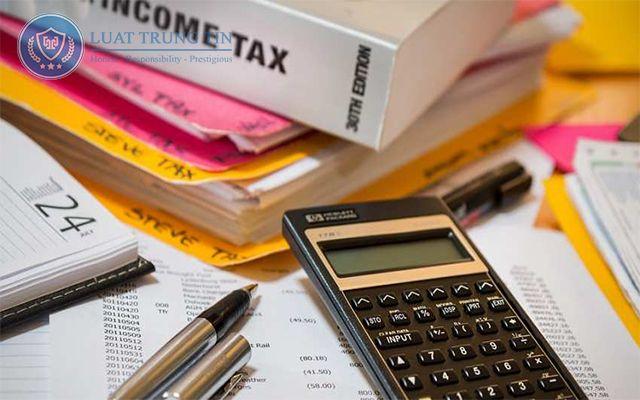 quy định về mã số thuế của doanh nghiệp