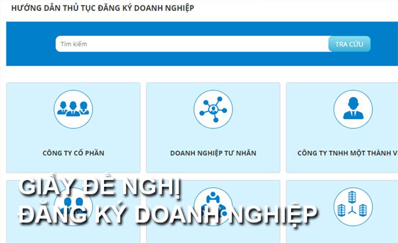 đăng ký doanh nghiệp TNHH một thành viên